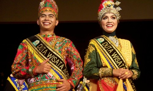 Pemilihan Duta Wisata Aceh Digelar di Kota Langsa