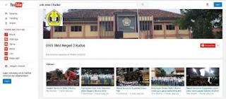 Menjamurnya Youtuber di Kalangan Siswa SMA Negeri 2 Kudus