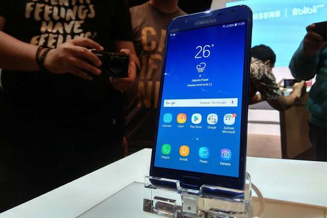Resmi Masuk Indonesia, Inilah Harga dan Spesifikasi Samsung j7 Duo