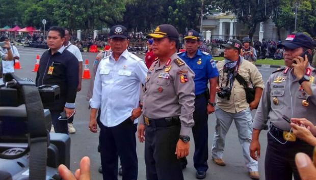 Demo 2 Desember : Wiranto Ancam Tindak Tegas,  jika Melenceng