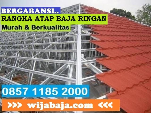 Distributor Baja Ringan Bekasi Utara Jual Atap Wija Jakarta
