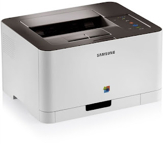 Samsung Printer Blinking