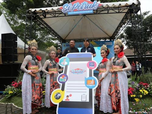 Aplikasi si Petruk Kota Bandung