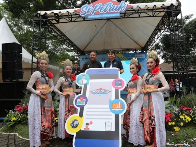 Si Petruk, Layanan Online Mengurus Rekomendasi Perizinan Kota Bandung