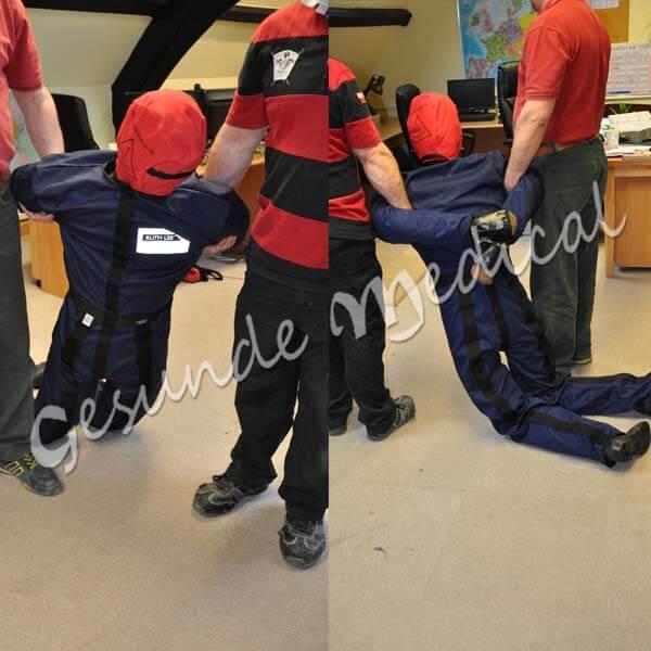 toko Prison manikin pelatihan keamanan