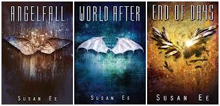 Resultado de imagen para Trilogía El Fin de los Tiempos de Susan Ee