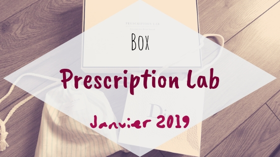 Prescription Lab - Janvier 2019