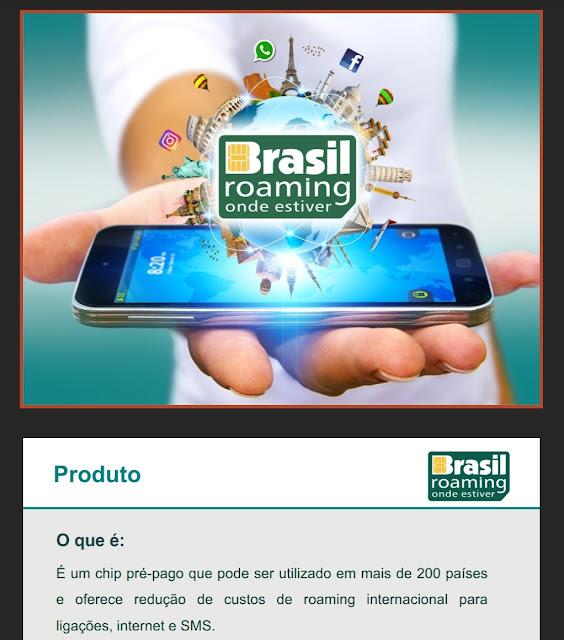 Blog Apaixonados por Viagens - Chip Internacional - Brasil Roaming