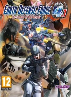 EARTH DEFENSE FORCE 4.1 The Shadow of New Despair - PC (Download Completo em Torrent)