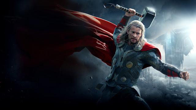 Ulasan Superhero Thor