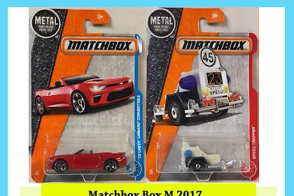 Bocoran Matchox Box M 2017