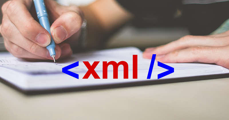 Do you know that you can automatically create classes from XML in Visual Studio?