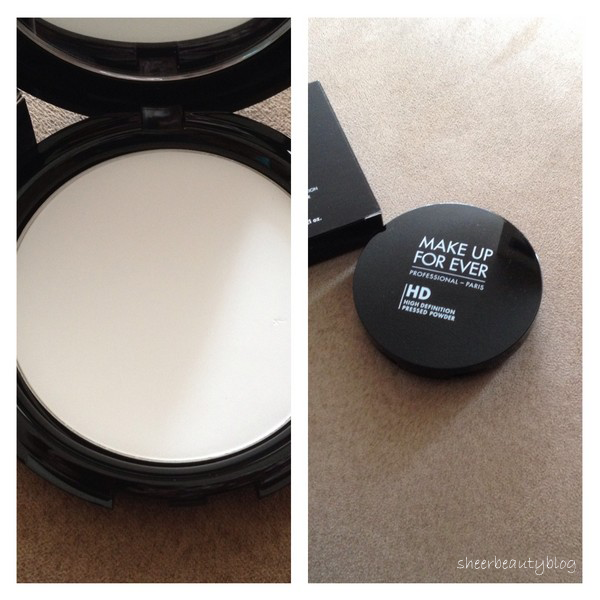 Make Up For Ever Pressed Powder picture
