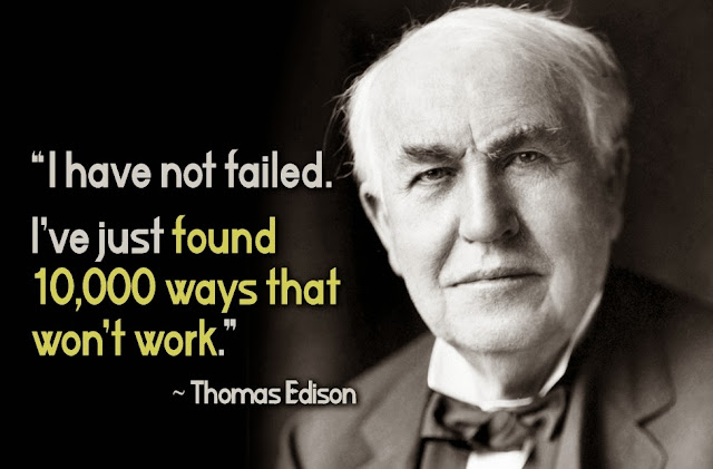 thomas edison entrepreneur quote bootstrap business blog