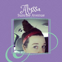 Alyssa @ Sunrise Avenue