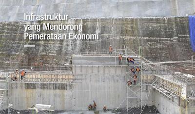 Infrastruktur Yang Mendorong Pemerataan Ekonomi
