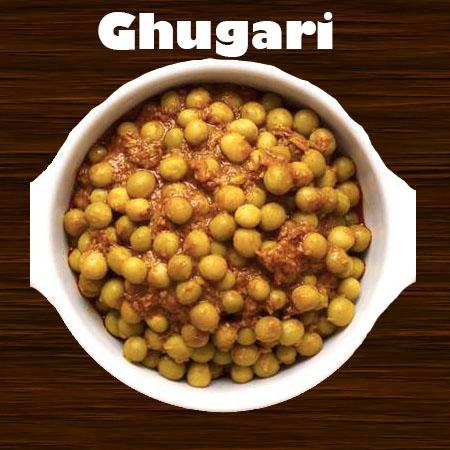 Ghugari Recipe
