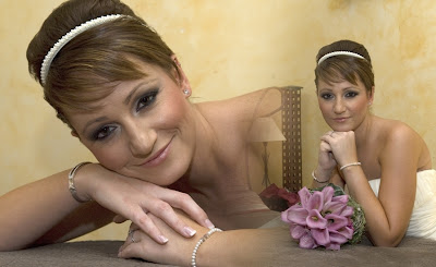 Maquillaje y recogidos de novias de La Caja de Maquillaje