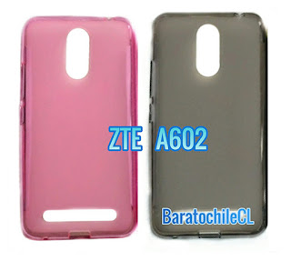 Protector silicona ZTE A602