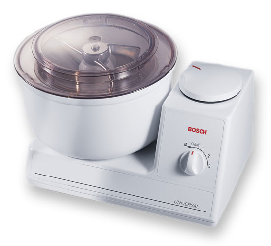 Bosch Universal Kitchen Machine Recipes