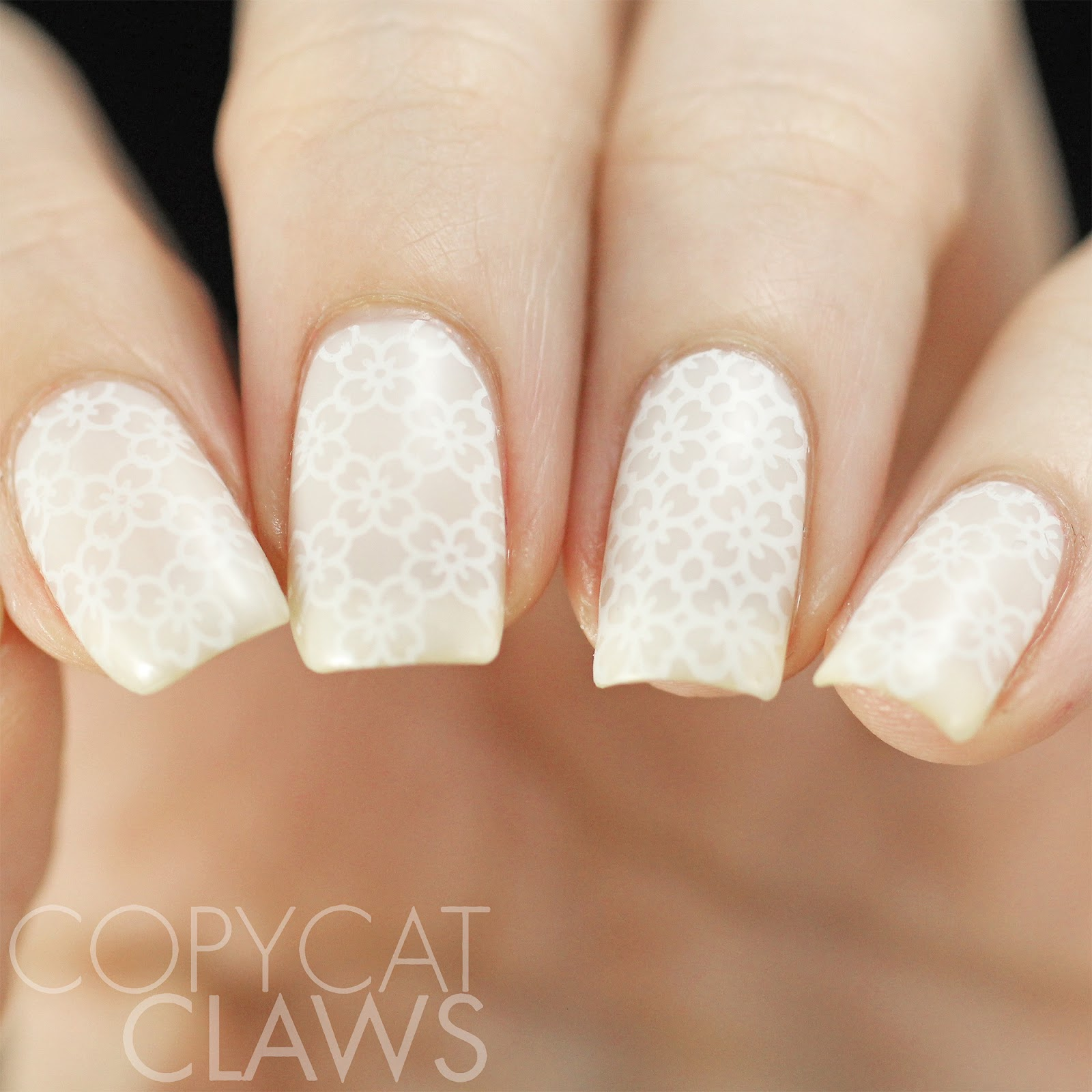 Copycat Claws: 40 Great Nail Art Ideas - Weddings