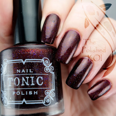 Tonic Polish Bloody Hell