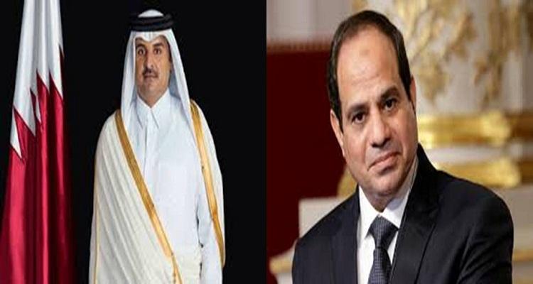 أمير قطر يفجر مفاجأة كبرى بخصوص محاولة اغتيال السيسي في موريتانيا