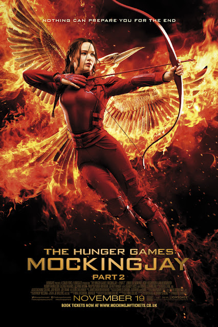 The Hunger Games: Mockingjay - Part 2 (2015) ταινιες online seires xrysoi greek subs
