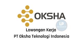 PT Oksha Teknologi Indonesia
