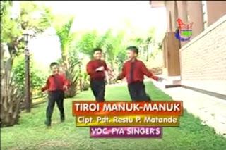 Lagu Anak Toraja Rohani