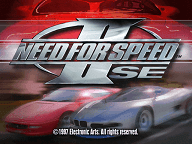 Need for Speed II SE Logo PNG Image