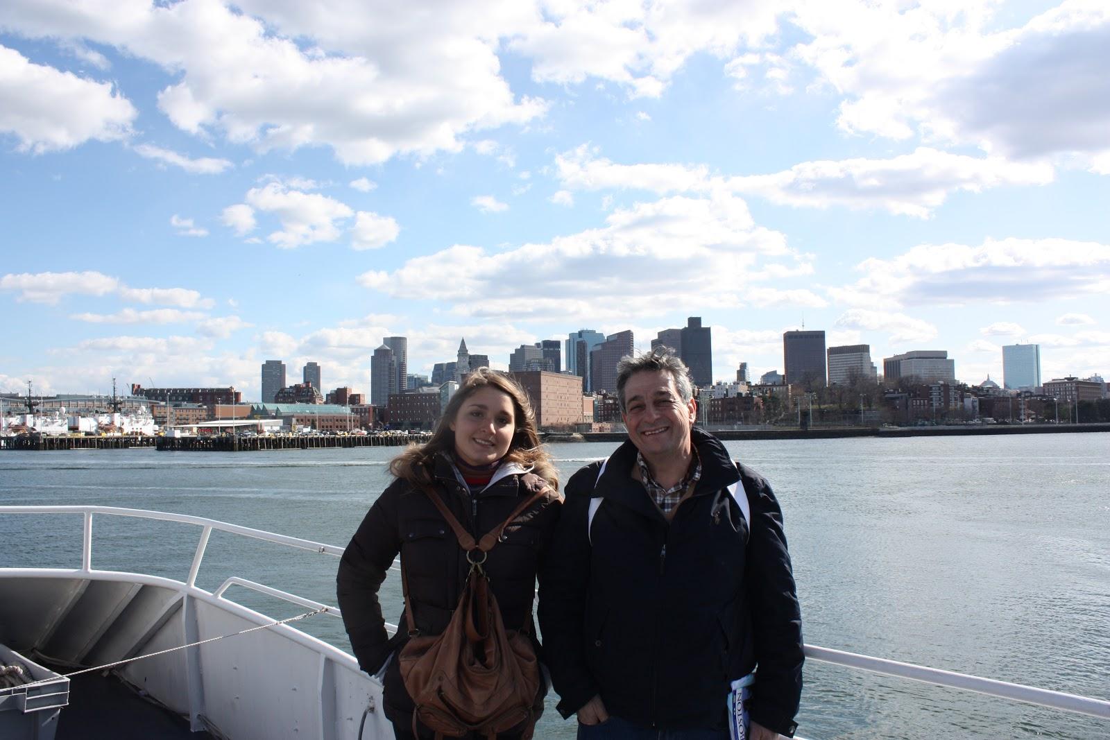 Boston: Un día de historia y cultura por el Freedom Trail