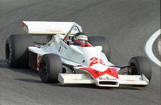 Hesketh 308E - Héctor Rebaque  (Áustria GP 1977) by GPTeam