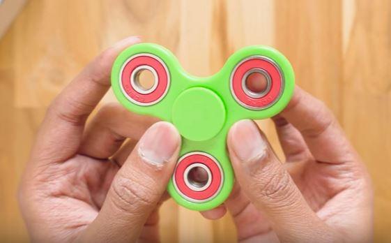 تعرف على لعبة spinner و حقيقة زيادة التركيز