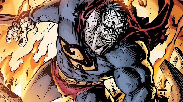 Asal-Usul dan Kekuatan Bizarro (DC), Versi Kebalikan dari Superman
