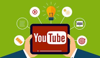 ide-ide konten video Youtube