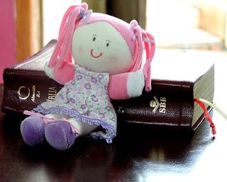 Versículos bíblicos instrução de crianças
