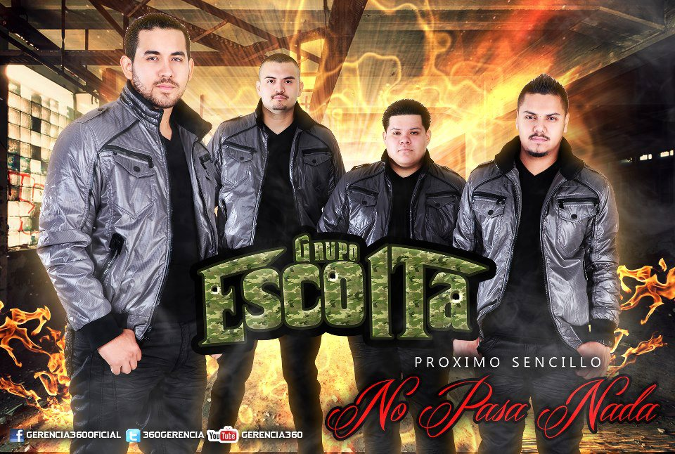 Grupo Escolta - No Pasa Nada (Video Oficial)