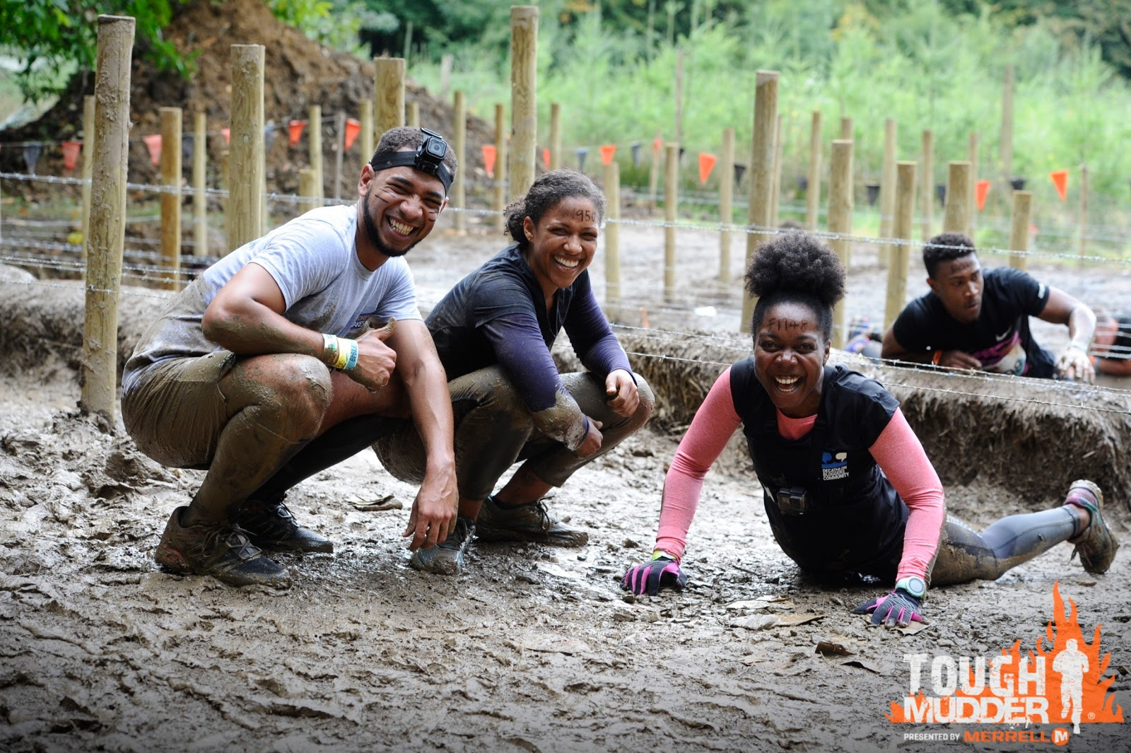 How To Tackle Your First Tough Mudder Like A Pro