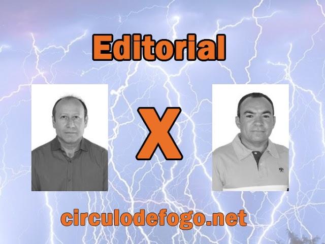 Editorial: A política Vieirense poderia ser muito mais do que um jogo de cobras e largatos