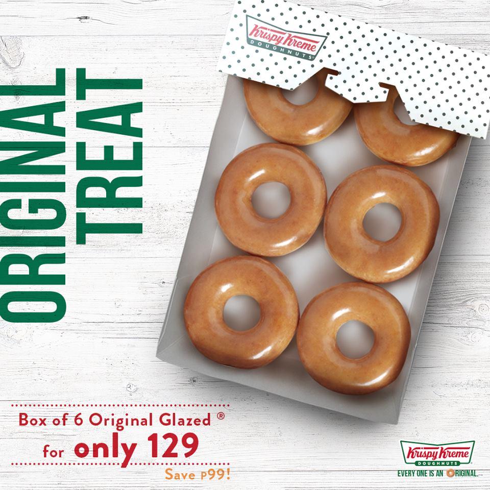 Krispy kreme discount coupons