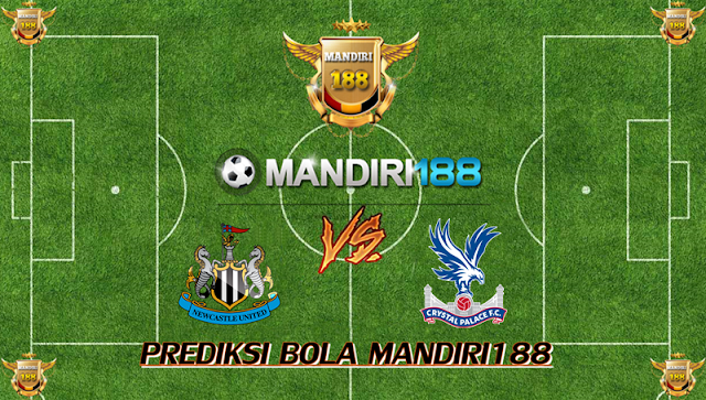 AGEN BOLA - Prediksi Newcastle United vs Crystal Palace 21 Oktober 2017