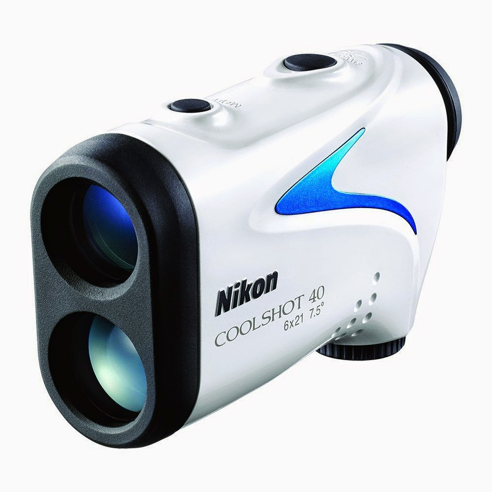 Nikon COOLSHOT 40 Golf Laser Rangefinder, review and compare with COOLSHOT 20