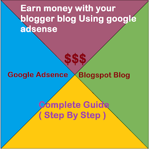 How to earn with blogger blog through adsense Hosted (Complete guide)