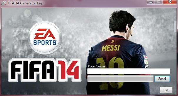 FIFA 14 Generator Key Download Update | NoDemoGame