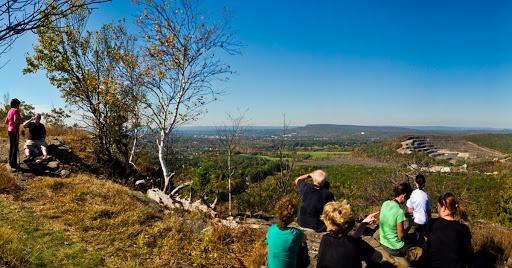 Mattabesett Trail - Mt Higby