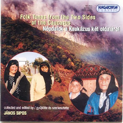 Folk Tunes from the Two Sides of the Caucasus 2003