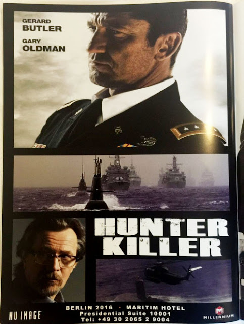 Hunter Killer (2016)