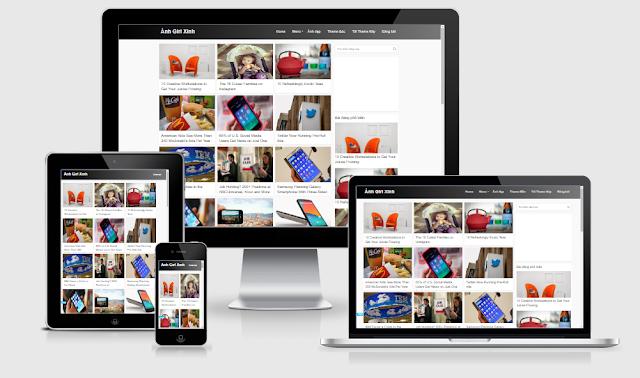 Share template blogspot hình ảnh