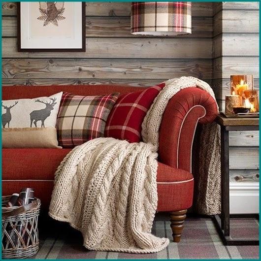 Inspiring Sitting Room Decor Ideas For Inviting And Cozy: Inspiracje W Moim Mieszkaniu: Świąteczne I Zimowe Ozdobne